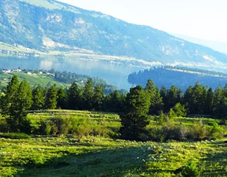 Explore Lake Country and the Okanagan from Country Rdige B&B- your home base
