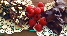 Chocolate Tray Extra for Country Ridge B&B in Lake Country, BC