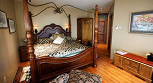 Booking for Waterfall Room at Country Ridge B&B in the Okanagan