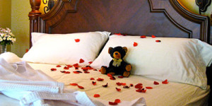 Romance Package special at Country Ridge bed and Breakfast in Oyama BC